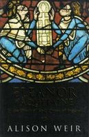 Eleanor of Aquitaine book cover